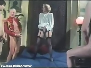 Groupsex  Stockings Vintage