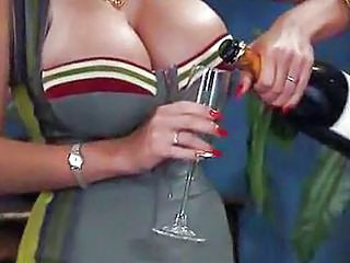 Big Tits Drunk  Party Silicone Tits Vintage