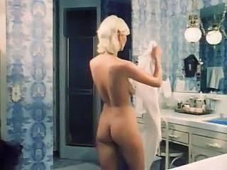 Ass Blonde Erotic  Vintage
