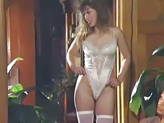 Amazing Anal Lingerie  Stockings Vintage