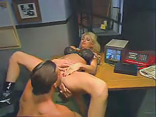Big Tits Blonde Licking  Office Vintage