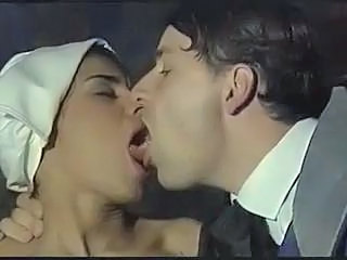 Babe European Italian Kissing Vintage