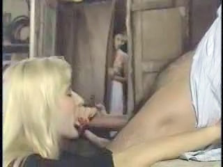 Blonde Blowjob Teen Vintage