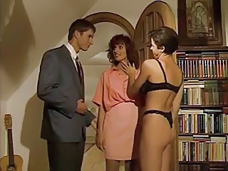 European Italian  Threesome Vintage
