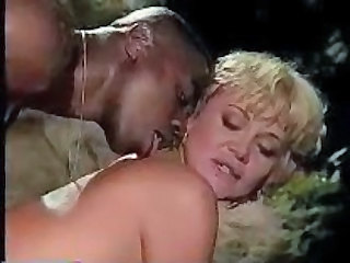 Blonde Interracial  Vintage