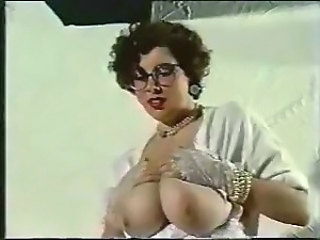 Big Tits Glasses  Natural Vintage