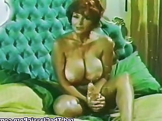 Big Tits  Natural Toy Vintage