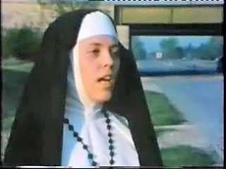 Nun Outdoor Uniform Vintage