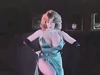 Big Tits Dancing  Natural Stripper Vintage