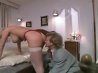 Ass  Stockings Vintage Wife
