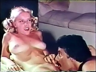 Daddy Daughter Licking Old and Young Pigtail Teen Vintage
