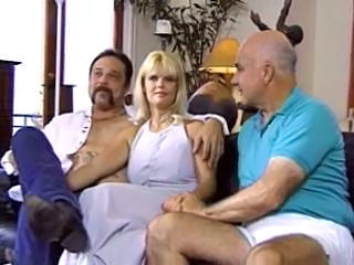 Cuckold  Threesome Vintage Wife