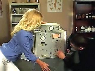 Blonde  Teacher Vintage