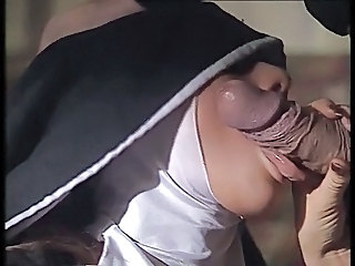 Blowjob Nun Uniform Vintage