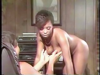 Ebony Teen Vintage
