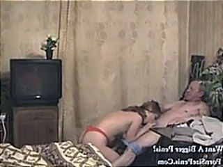 Blowjob Homemade Old and Young Panty Russian Vintage