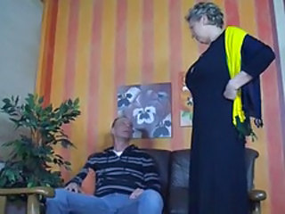 Big Tits Mature Vintage Wife