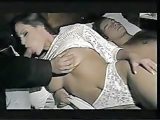 Amazing Blowjob Cuckold Lingerie  Panty Sleeping Vintage Wife