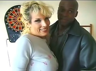 Interracial Mature Pornstar Vintage