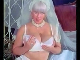 Big Tits Bride Lingerie  Natural Vintage