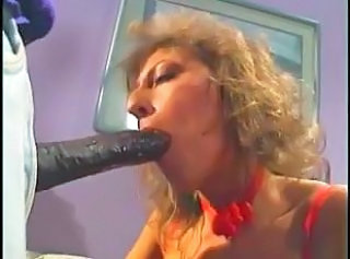 Blowjob Interracial Mature Vintage
