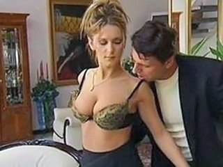 Big Tits  Secretary Vintage