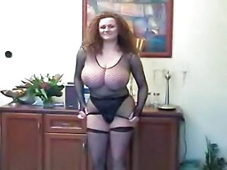 Big Tits  Panty Stockings Vintage