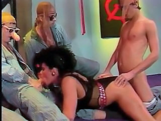 Blowjob Funny Gangbang Interracial Latina  Vintage