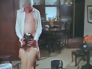 Amateur Blowjob Old and Young Vintage