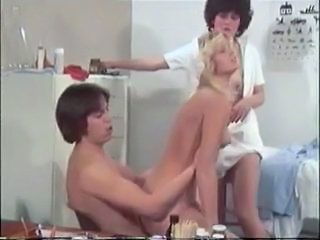 Doctor Teen Threesome Vintage