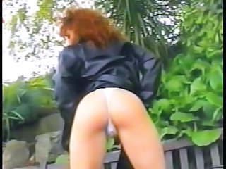 Ass British European  Outdoor Panty Pornstar Vintage