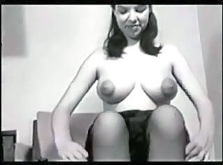 Nipples Stockings Vintage