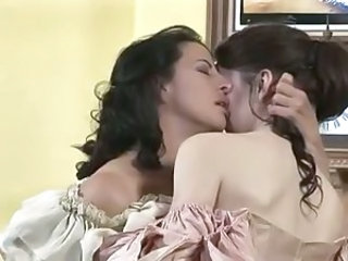 Daughter Lesbian Mom Old and Young Vintage