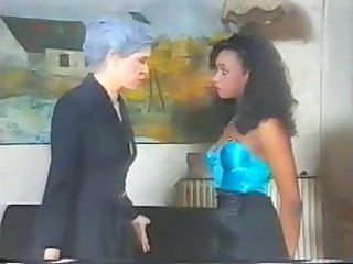 Lesbian Mature Old and Young Vintage