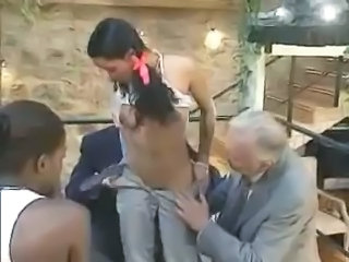 European French Gangbang Teen Vintage