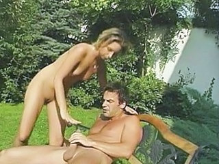 European  Outdoor Pornstar Shaved Vintage