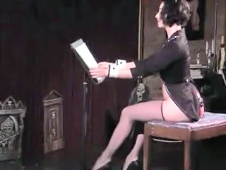 Amazing Ass Stockings Vintage