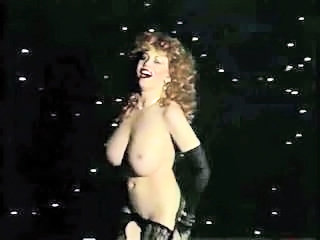Big Tits  Stripper Vintage