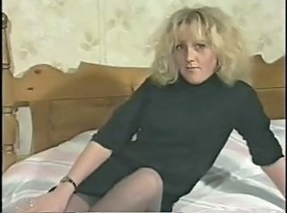 British European  Pantyhose Vintage