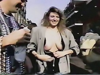 Outdoor Public Stripper Vintage
