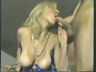 Big Tits Blowjob European   Vintage