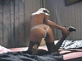Ass Lingerie Panty Stockings Vintage