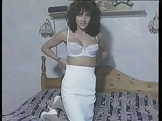 British Cute European Pornstar Vintage