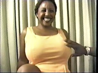Big Tits Ebony  Natural Vintage