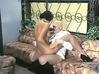 Daddy Riding Stockings Vintage