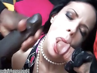 Blowjob Fetish Interracial Pornstar Threesome Vintage