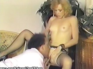 Licking  Pornstar Small Tits Stockings Vintage
