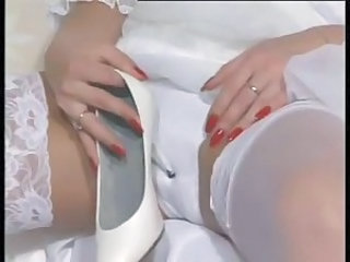 Bride Fetish  Panty Stockings Vintage
