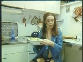 European German Kitchen  Redhead Vintage Wife