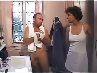Bathroom European French Vintage Wife